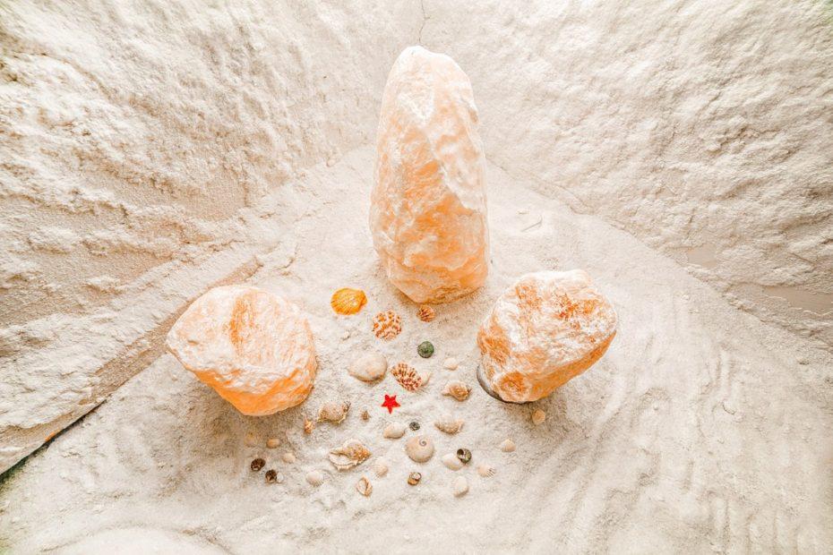 Что такое соляная пещера?