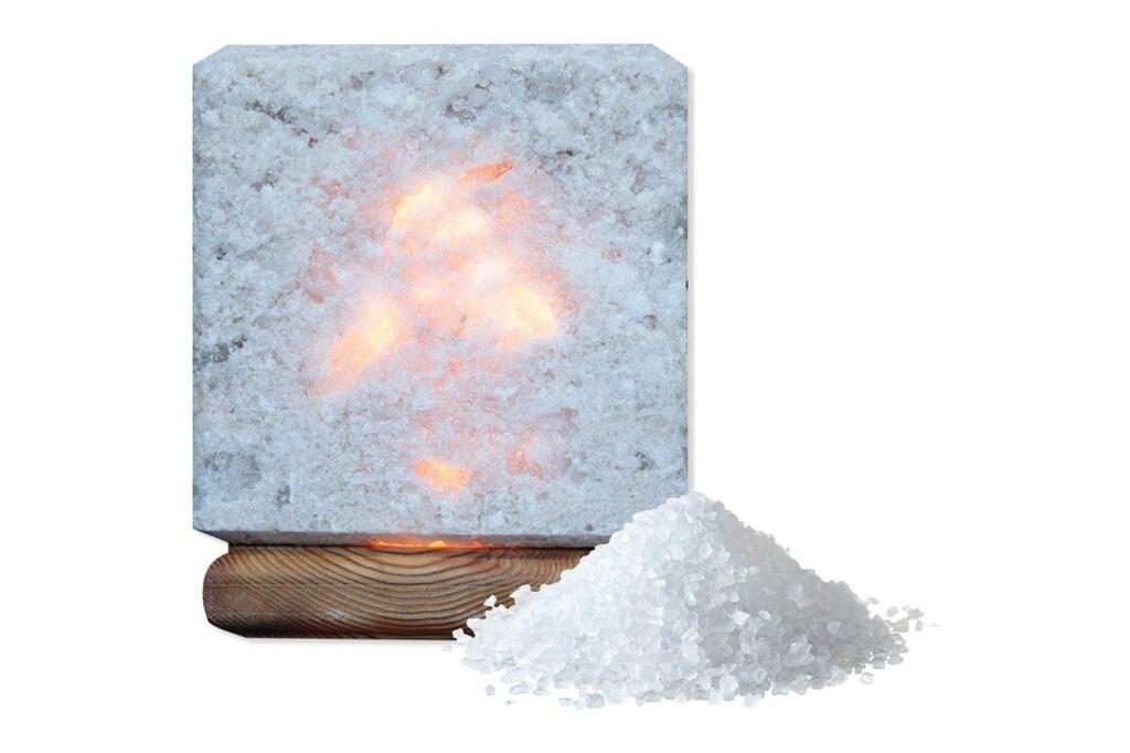 Может ли соляная лампа заменить посещение соляной пещеры